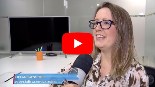 Lilian Sanches - Entrevista Record: Mercado Freelancer
