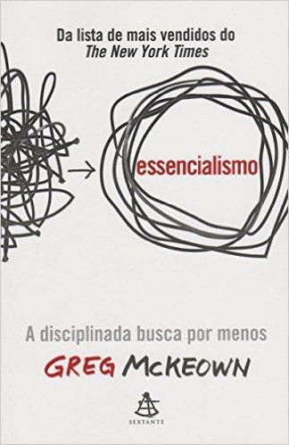 Intentus - Indicacao de livros - Essencialismo
