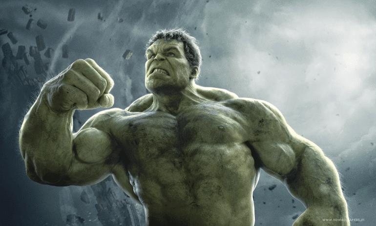 hulk poderes